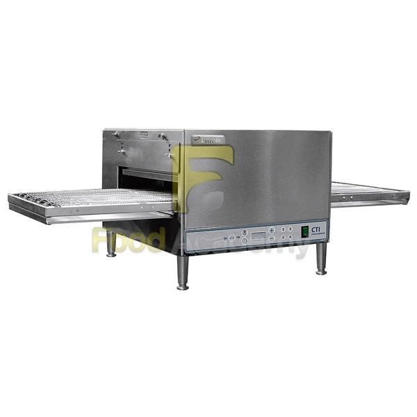 печь lincoln 2505 с удлиненным конвейером и ограничителем